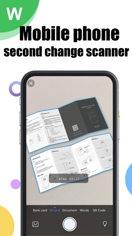 HD Scanner App-Scan to PDF