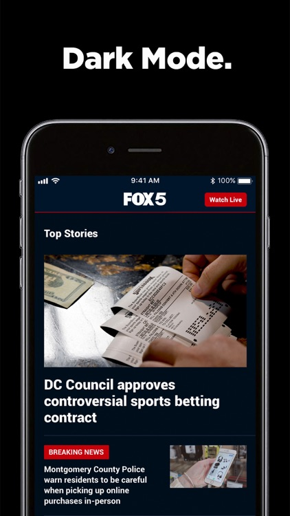 FOX 5 DC: News & Alerts screenshot-5