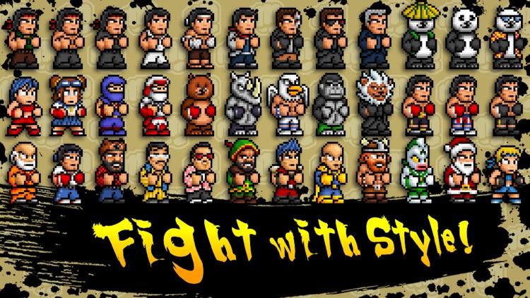 Tap Tap Street Fight screenshot-0
