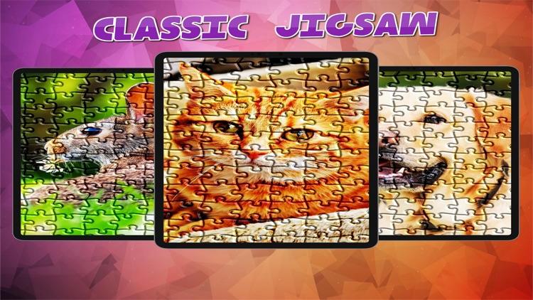 Jigsaw HD Magic Puzzle Block screenshot-4