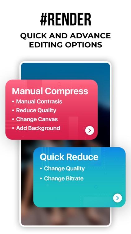 Compress, Crop, Resize Video screenshot-3