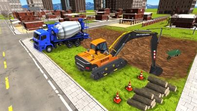 市 建設 トラック ゲーム紹介画像7