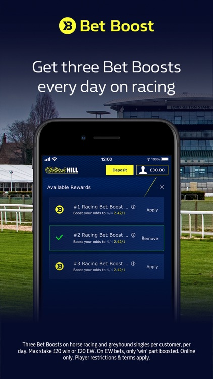 William Hill: Sports Betting screenshot-0