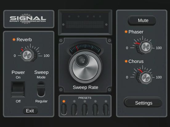 Signal Spirit Communication screenshot 2