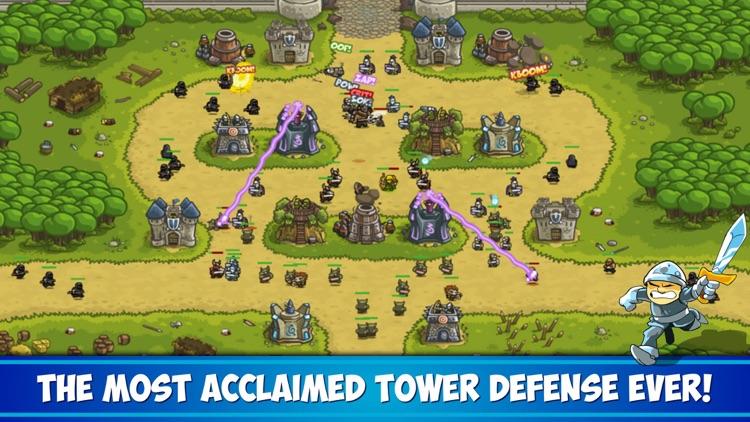 Kingdom Rush - Tower Defense screenshot-0