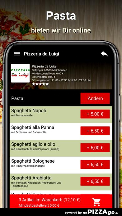 Pizzeria da Luigi Mainhausen screenshot 5