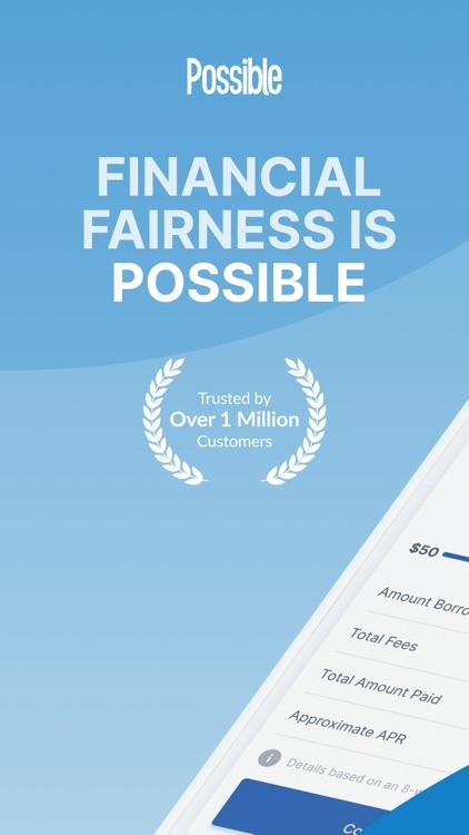 Possible: Fast Cash & Credit screenshot-0