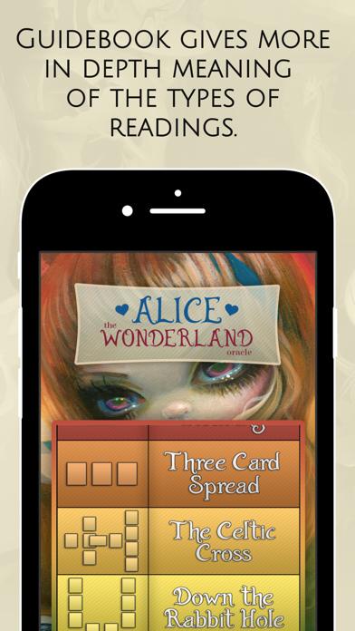 Screen Shot Alice: The Wonderland Oracle 4