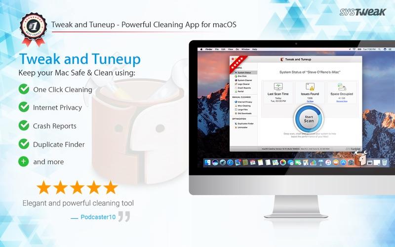 Tweak and Tuneup Screenshot