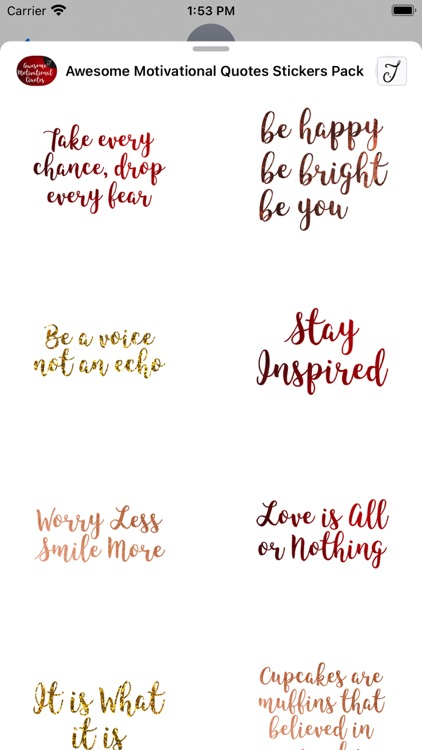 Awesome Motivational Quotes screenshot-8