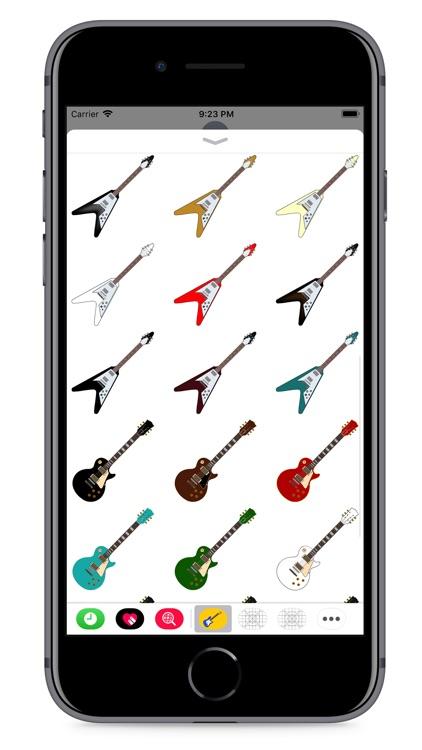 Classic Rock Guitars