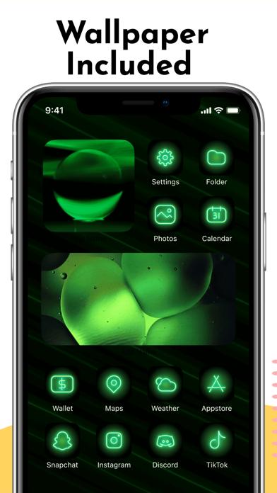 IconKit: Icon Themes Custom 14のおすすめ画像6