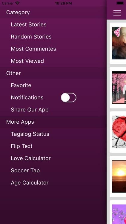 Tagalog Love Story screenshot-3