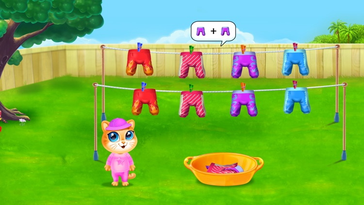 Brain Learning Games Preschool screenshot-3