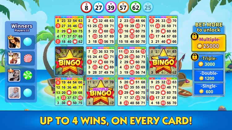 Bingo! Live Story Bingo Games screenshot-3