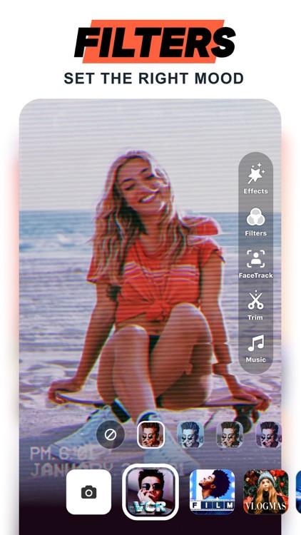 Dizzi - Photo & Video Effects screenshot-3