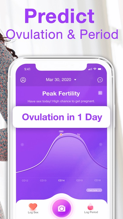 Ovulation Tracker by Premom