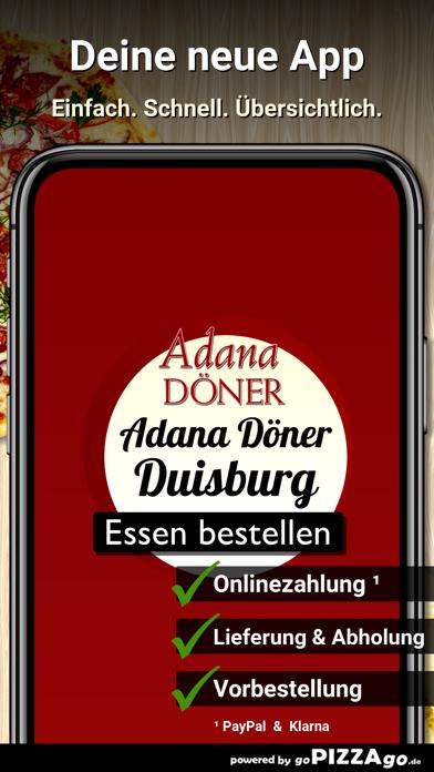 Adana Döner Duisburg screenshot 1