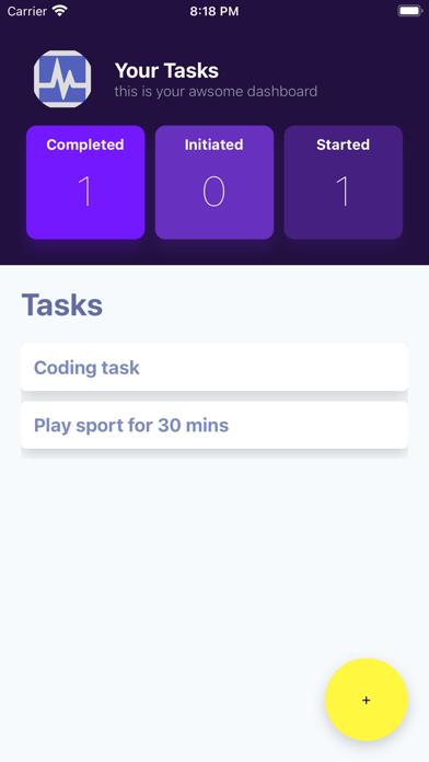 Nice Task Managerلقطة شاشة3