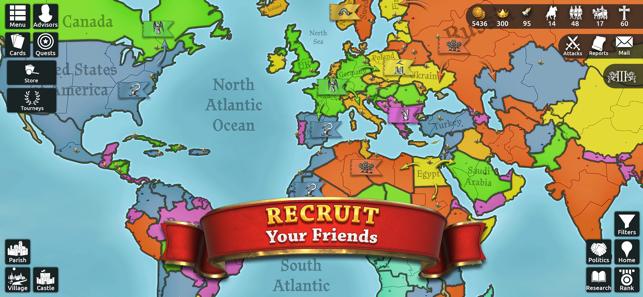 Stronghold Kingdoms Castle Sim Screenshot