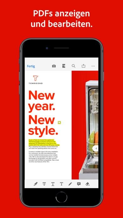 Herunterladen Adobe Acrobat Reader für PDF für Pc