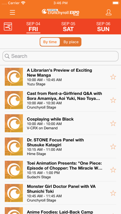 Virtual Crunchyroll Expo wiki review and how to guide