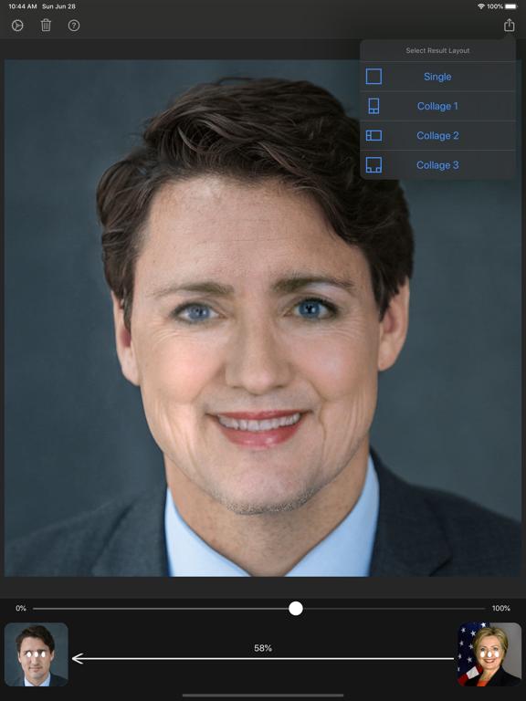 Face Morph - Morph 2 Faces screenshot 14