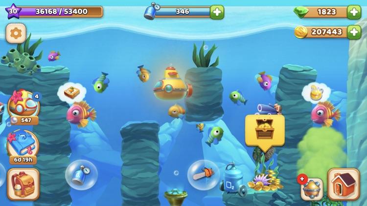 Funky Bay: ферма и головоломки screenshot-6