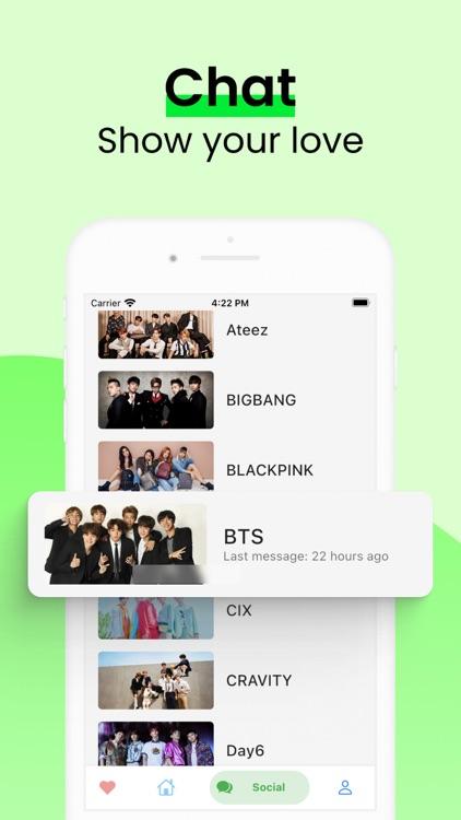 K-Pop Fans - News & Videos screenshot-4