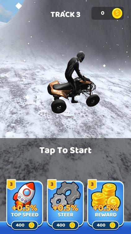 ATV Mountain Race screenshot-3