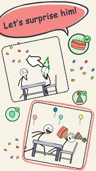 Draw Puzzle 3: missing part screenshot 3