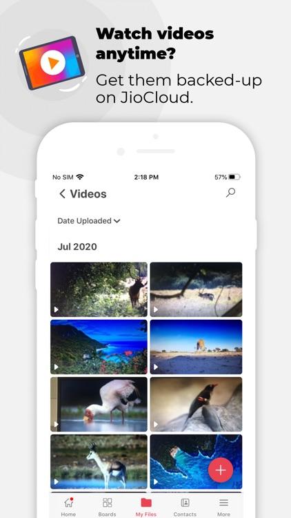 JioCloud screenshot-6
