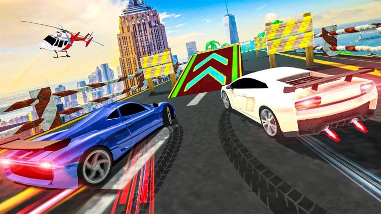 Prado Car Stunts Mega Ramp SUV screenshot-7