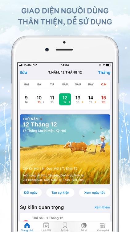 Lịch Việt - Lịch Vạn Niên 2021 screenshot-3