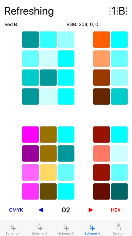 Scheme Color screenshot-9