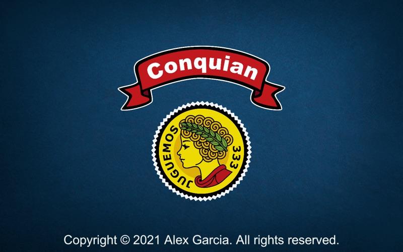 点击获取Conquian333