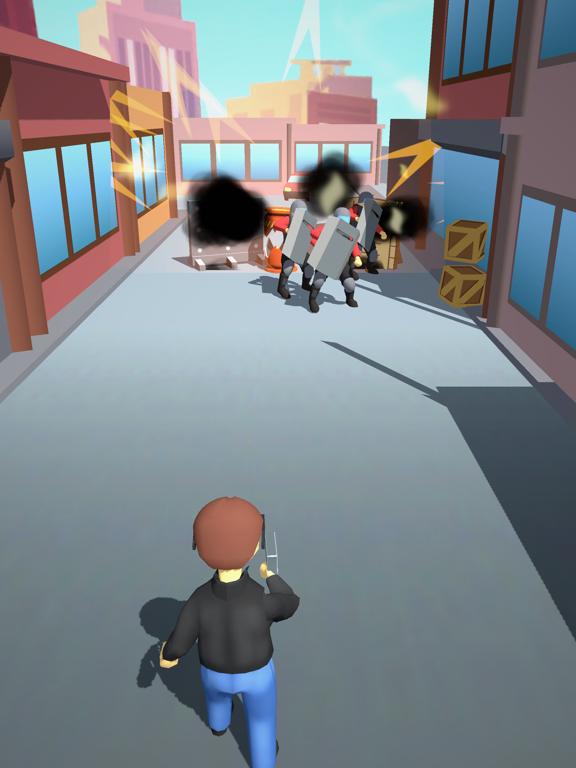 Bullet Fly 3D screenshot 7