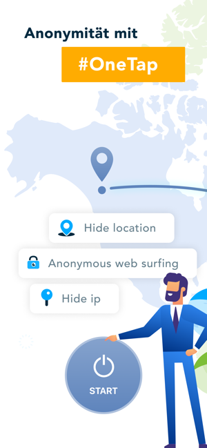 ‎VPN Unlimited mit DNS-Schutz Capture d'écran