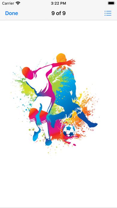football stickers 2021紹介画像2