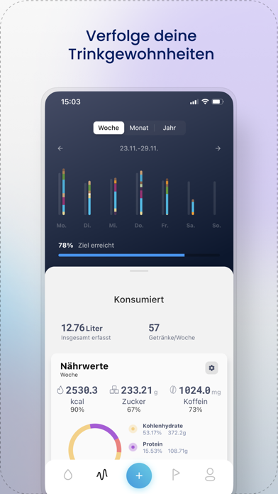 messages.download Dropy - Wasser Trinkerinnerung software