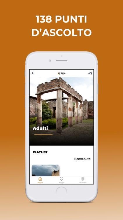 Pompei audioguida screenshot-3