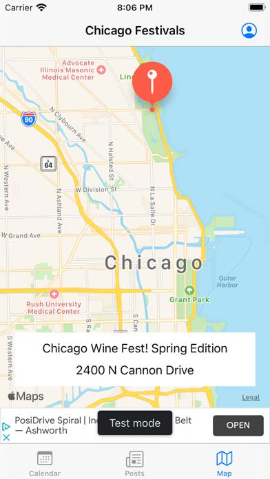 Chicago FestivalsScreenshot of 3