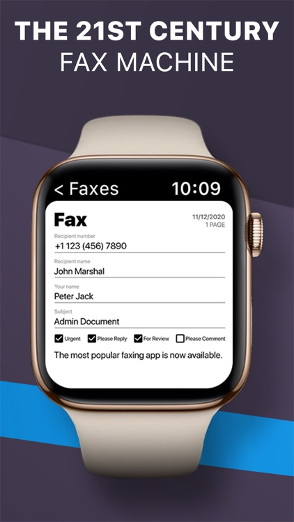 iFax: Fax from iPhone ad free screenshot-5