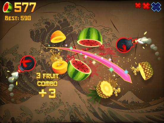 Fruit Ninja Classic+ screenshot 7