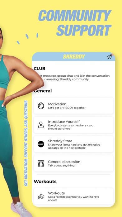 SHREDDY: We Get You Resultsのおすすめ画像8