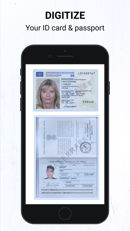 Mobile OCR Scanner for iPhone