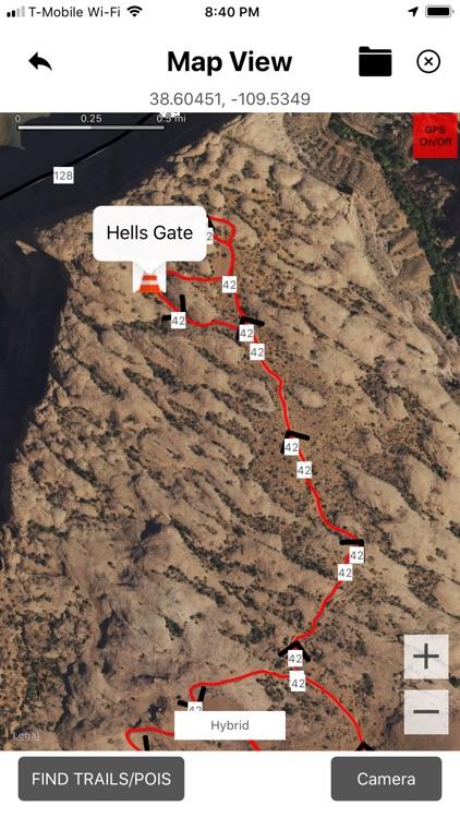 Moab ATV Jeep Trails screenshot-6