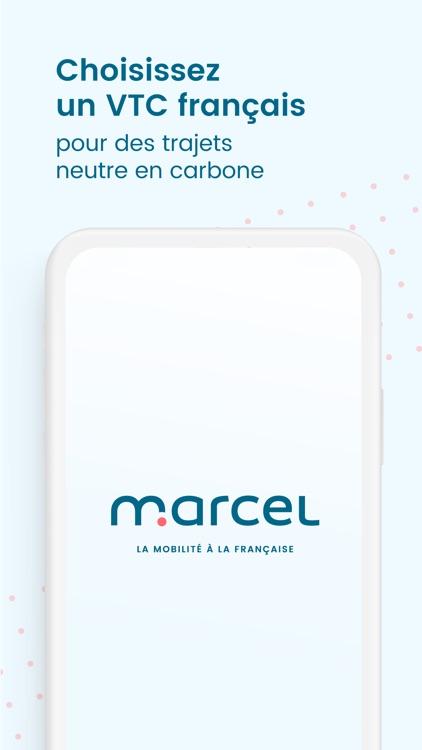 Marcel - Le VTC à la française screenshot-0