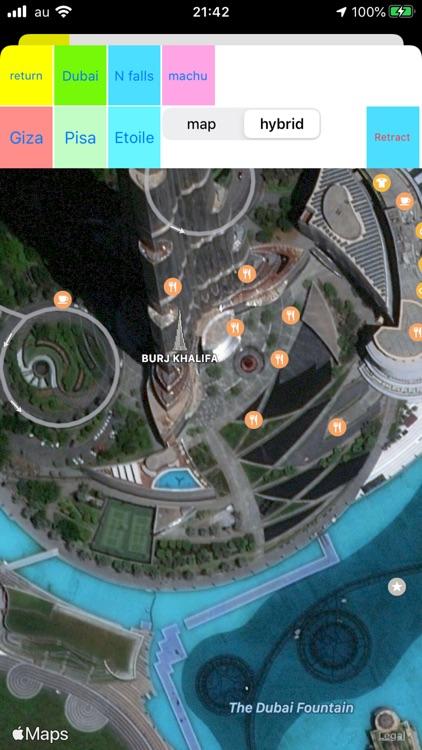 2Webs 5 maps screenshot-5