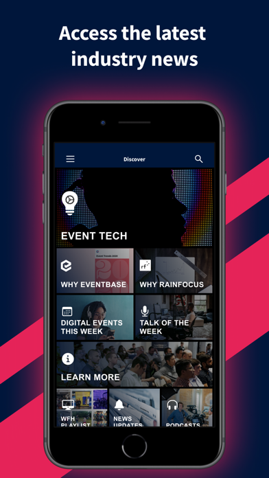 Eventbase Connect screenshot two